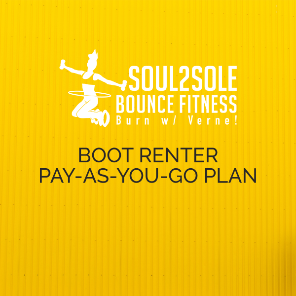 Boot Renter Pay-As-You-Go Plan