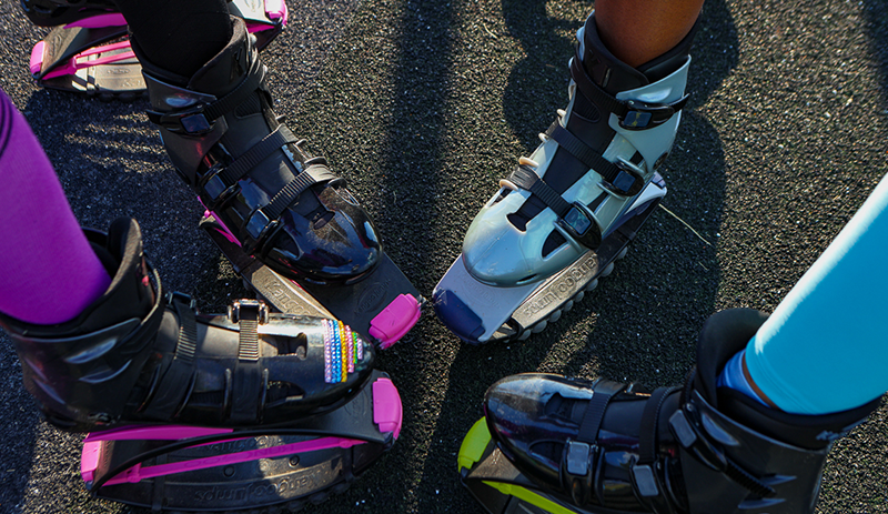 Bounce Fitness Boots