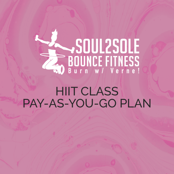 HIIT Class Pay-As-You-Go Plan